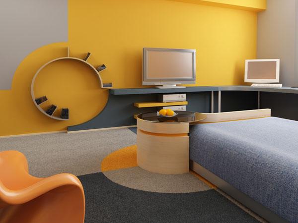 Coole Wandgestaltung Jugendzimmer : Wandgestaltung Jugendzimmer  Wandgestaltungcom